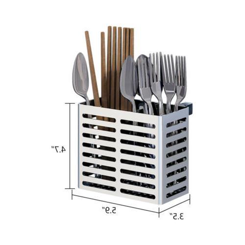 Kitchen Dish Rack Stainless Drainer Shelf