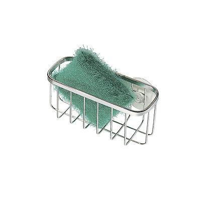 suction sink center sponge holder