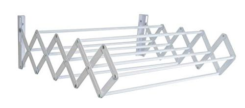 """Home Folding Accordion Rack, 5.25 & EXPANDS to 18"""""""