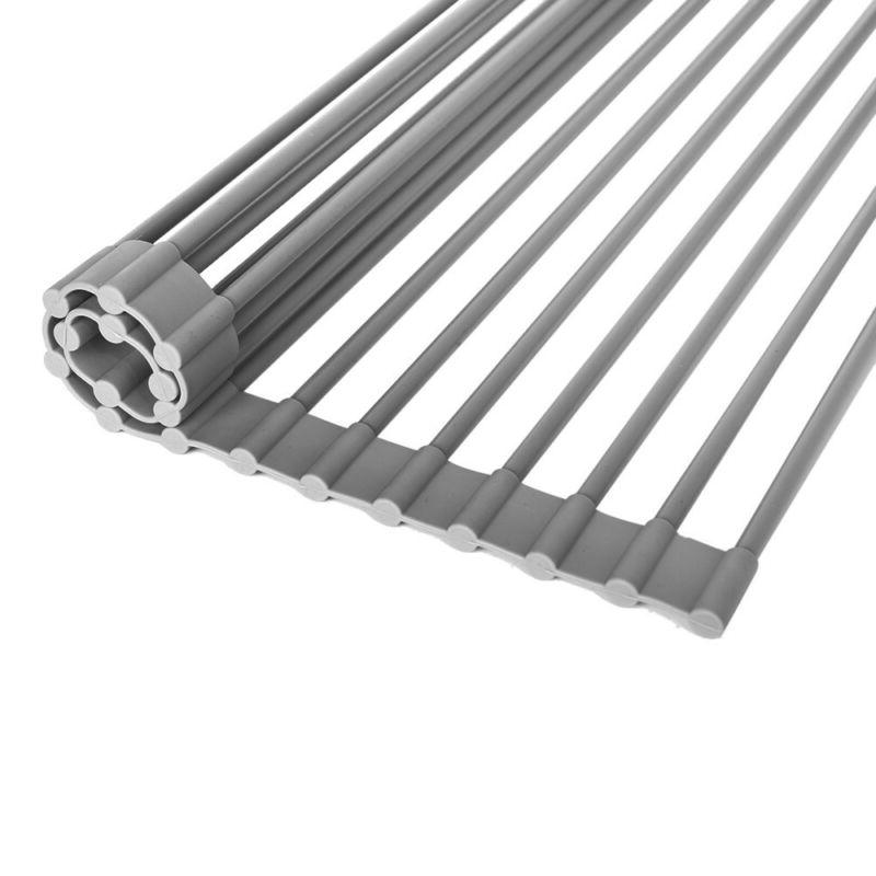 """Roll Rack 20.9"""" 12.6"""" Steel Silicone"""