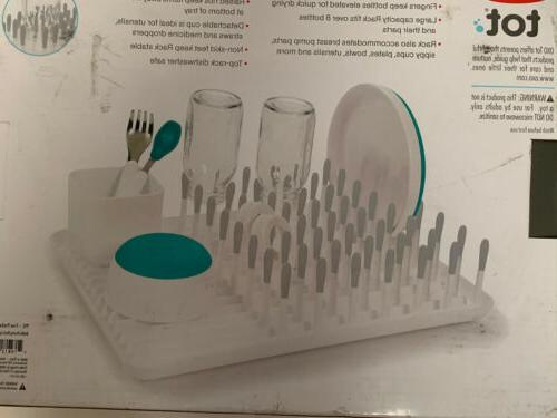 OXO Tot Drying Rack, White