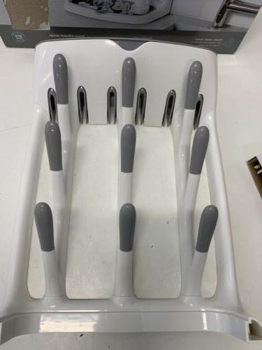 OXO Tot Bottle Rack Free NEW/Distressed Box