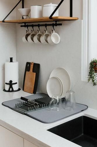 Umbra UDry Dish Rack and