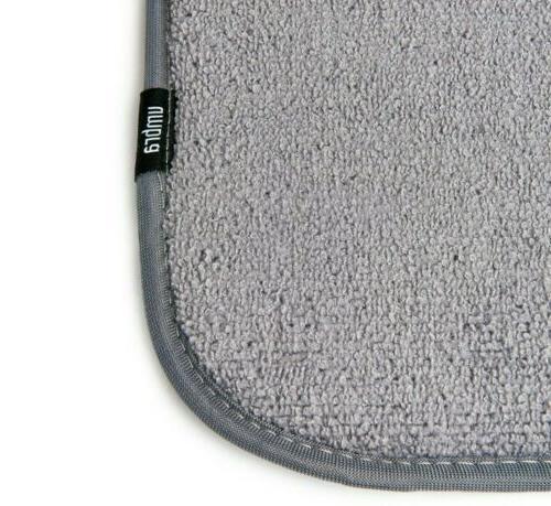 Umbra UDRY Rack Microfiber Dish Drying 24 x Charcoal