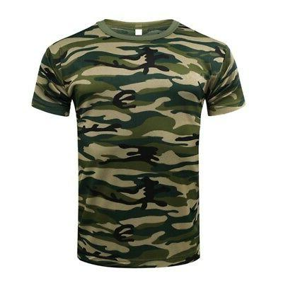 US MILITARY T-Shirt Compression Short Quick Dry Tee