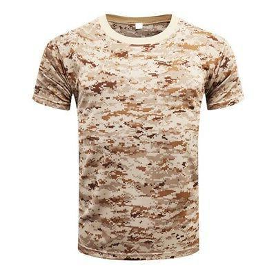 US Men T-Shirt Quick Tee