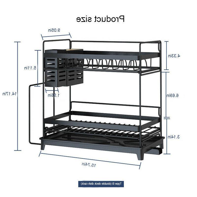 Stainless Steel Rack Tableware
