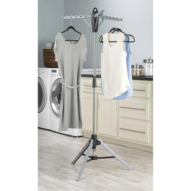 Versatile Garment Drying Rack After Ironing