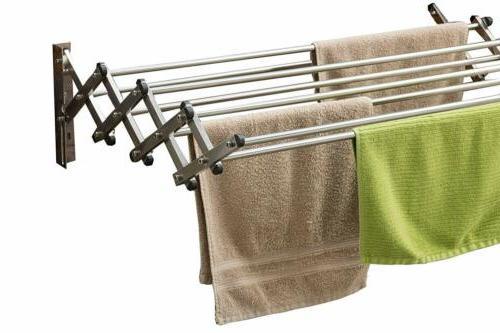 Aero-W Steel Clothes Rack