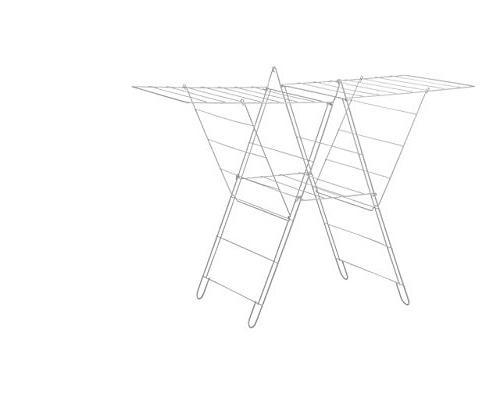 Ikea Mount Drying Steel Foldable