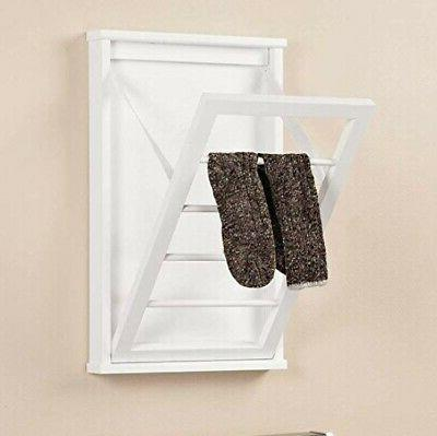Wall Mounted Clothes Rack Room - Small -