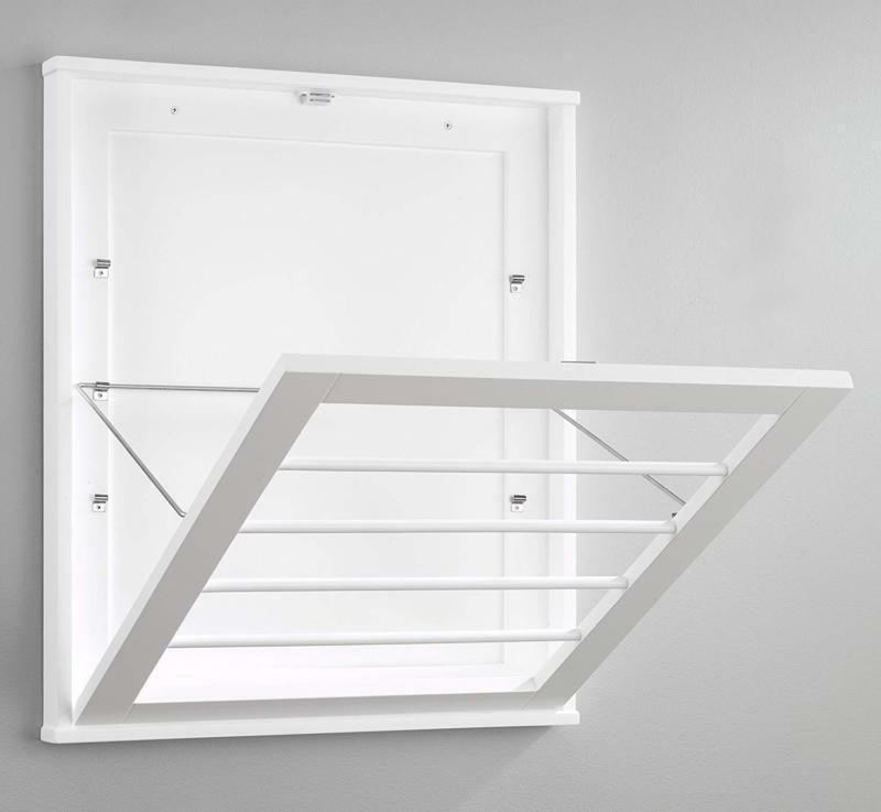Whitmor Mounted Drying Rack,