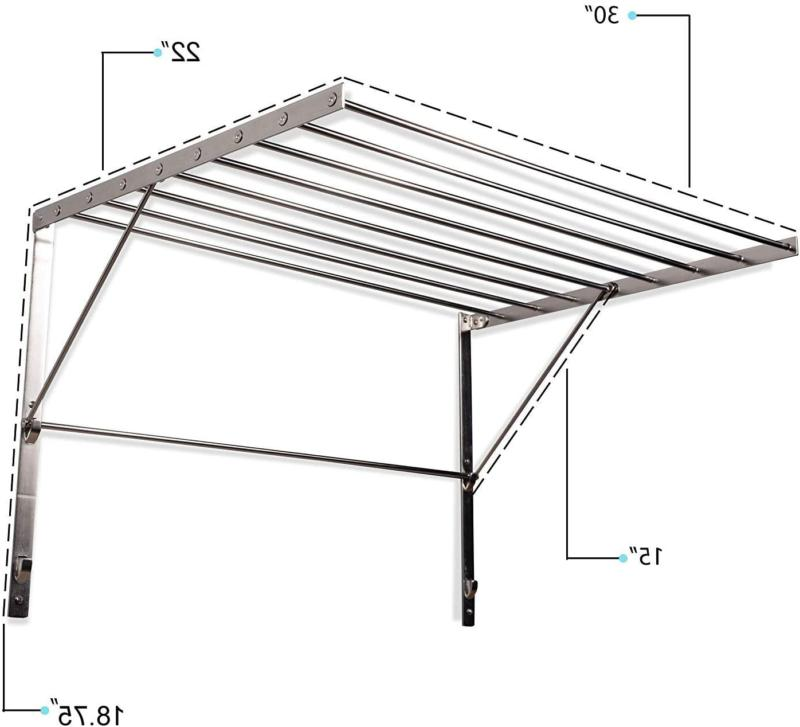 Rack Heavy Steel Folding