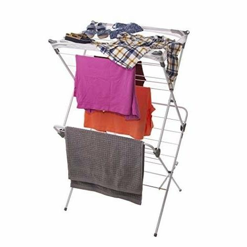 Wet Cloths Air Dry College Dorm Mesh Top White