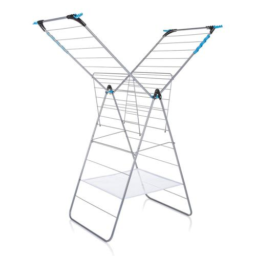 x tra wing drying rack 78 silver