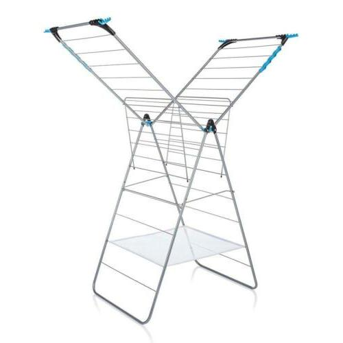 x tra wing drying rack silver drying