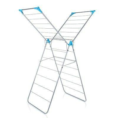 x wing drying rack 45 silver