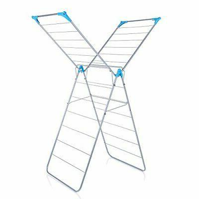 x wing indoor drying rack 45 feet