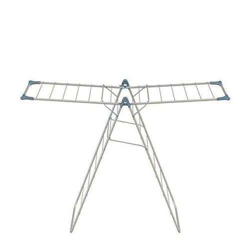Minky Wing Rack, Silver