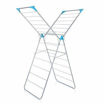 x wing indoor drying rack