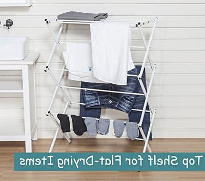 STORAGE XL Clothes Drying 41 Inch Height,