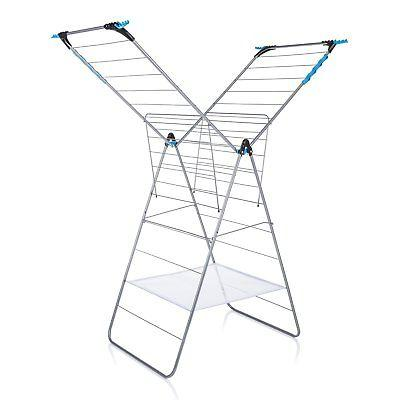 Minky Xtra Wing Drying Rack, 78-Feet Drying Space