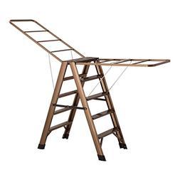 Step Ladder For Heavy Duty 6 Step, Aluminum Alloy Drying Rac