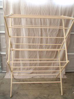 Large Clothes Drying Rack - 50 Feet of Drying Space - Large