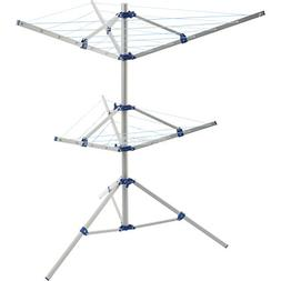 Brunner Laun-Tree 3 Arm Folding Laundry Airer with Extension
