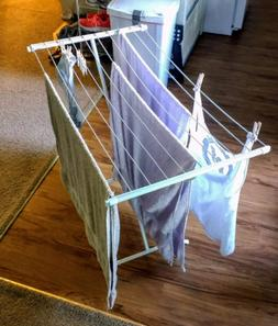 Laundry Drying Rack Hanger Clothes Dryer Folding Storage Hea