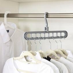 Laundry Home Organization Plastic Holder Drying Rack Cloth H