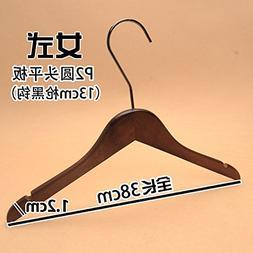U-emember Long-Shops Of Wooden Hangers Adult Clothes Rack No