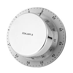 Accmor Mechanical Kitchen Timer Loud Alarm Sound with Magnet