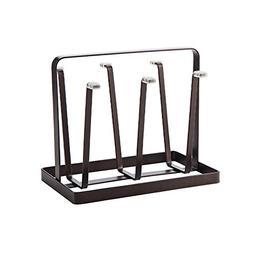 VANRA Metal Steel Mug Holder Hanger Kitchen Stand Organizer