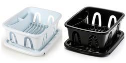 Mini Dish Drying Rack Drainer Drain Dryer Strainer Sink Dish