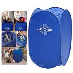 Mini Portable Foldable Clothes Dryer, Kobwa Timer Clothing H
