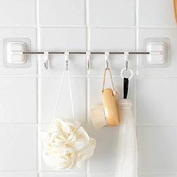IKevan Mop and BroomNewest Holder Bath Flower Bath Ball Towe