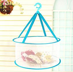 Multifunctional Drying Rack Folding Hanging Clothes Laundry