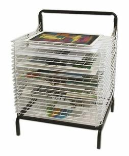 New in box - Stack-N-Dry Spring Loaded Drying Rack