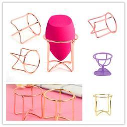 New Make Up Cosmetic Display Rack Egg Sponge Drying Stand Ho