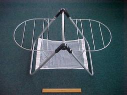 NOS Polder Folding Drying Rack and Laundry Stand ~ Easy Stor