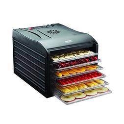 OpenBox Aroma Housewares Professional 6 Tray Food Dehydrator