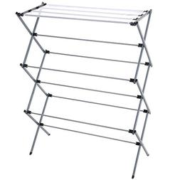 Finnhomy Oversize Folding Clothes Drying Rack Clothes Dryer