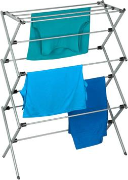 Oversize Folding Drying Rack Laundry Room Clothes Storage Ra