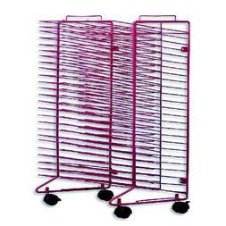 Paint Drying Rack 30 x 21 x 17 in Metal Artwork Art Drying R