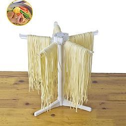 Innovee Pasta Drying Rack  Noodle Dryer  Spiral Design Holds