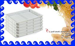 Plastic Pasta Drying Rack Drying Tray for Extruders and Shee