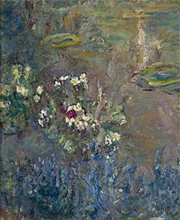 The Perfect Effect Canvas Of Oil Painting 'Claude Monet - Th