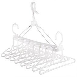 Sky Fish Plastics Hangers Multifunction Hangers Retractable