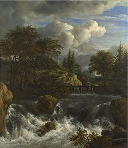 Polyster Canvas ,the Vivid Art Decorative Canvas Prints Of O